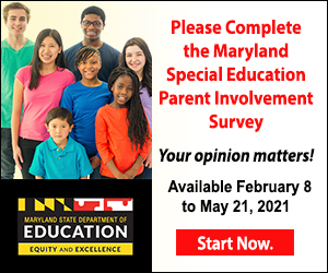 Links to Maryland Special Education Parent Involvement Survey